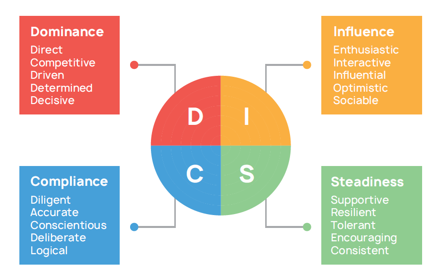 DISC Flow DISC Model